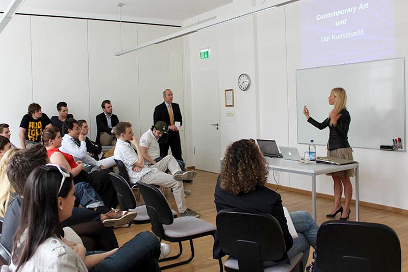 Dr Florentine Rosemeyer Guest Lecture