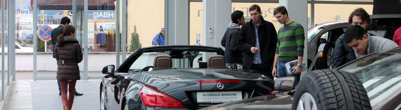 Autohaus Hornung Industrial Visit