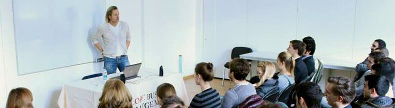 Albert Schedl Guest Lecture