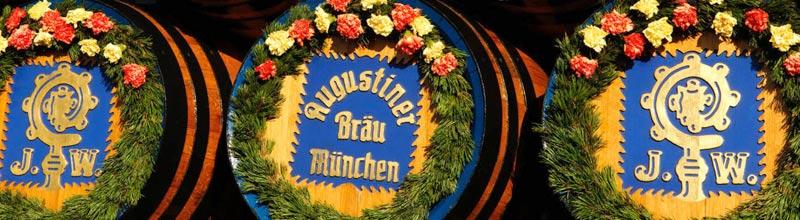 Augustiner Brewery Oktoberfest 2014