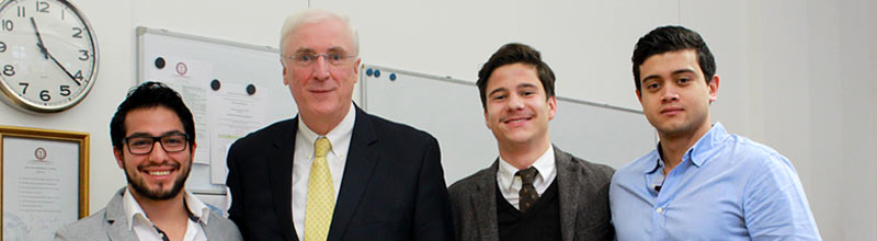 SE Michael Collins Guset Lecture 2014