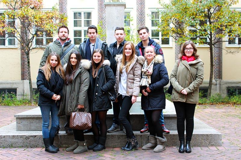 Berlin International School Students 2014