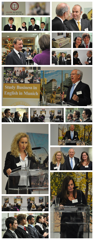 Dr Ingo Friedrich Guest Lecture, December 2010