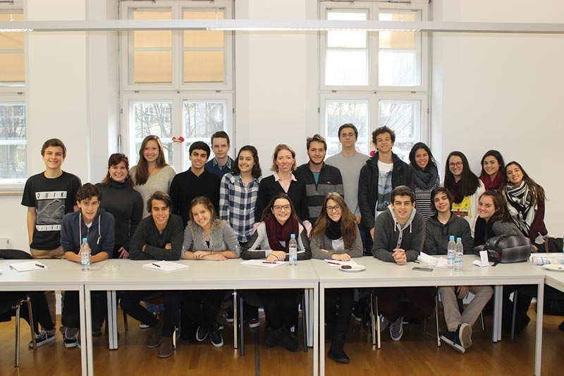 Rio de Janiero School Visit 2015
