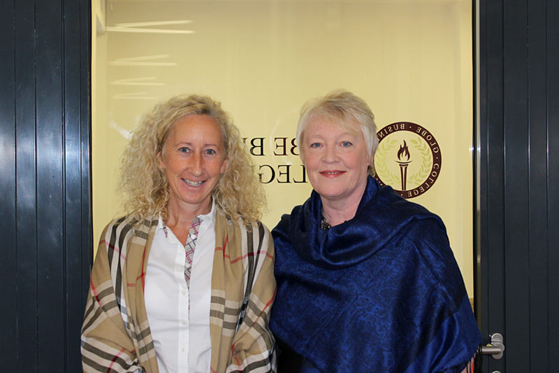 Guest Lecture Mary McKenna